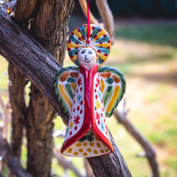 Gorky Ornament Angel