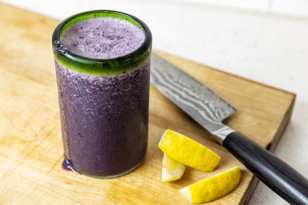 Beauty Smoothie for Strong Skin, Hair and Nails