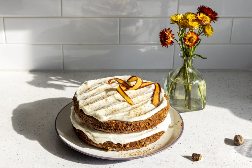Chasing the Carrot Cake